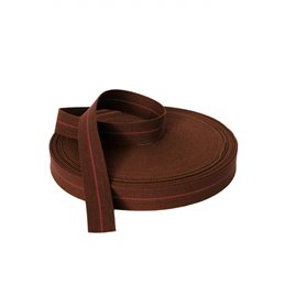 Rouleaux ceinture Karate 50 metres couleurs au choix