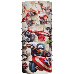 Tour de cou Buff modele Spiderman