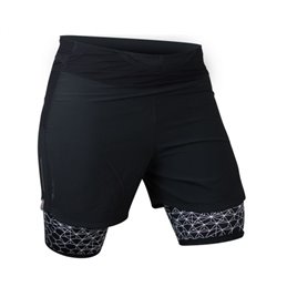 Short Raidlight Responsiv 2 en 1 noir