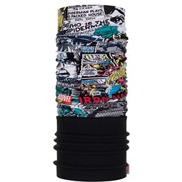 Tour de cou Buff primaloft modele Avengers polar comic pop