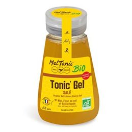 Recharge éco gel Bio Endurance 250g - Miel, Ginseng & Gelée royale Meltonic