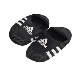 Chaussons d'intérieur Adidas noir