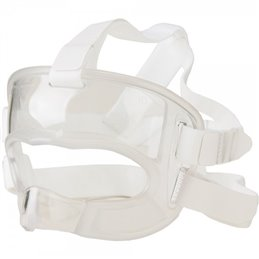 Masque karate plexi Facemask