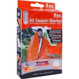Couverture de survie SOL toute saison