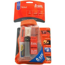 Kit de Survie Adulte Mixte SOL