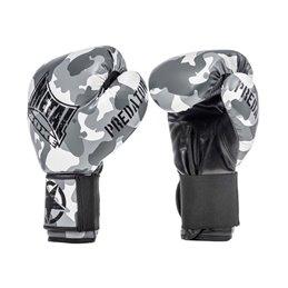 Gants boxe debutants Metal boxe PB480 camo