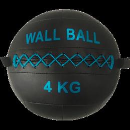 Wallball à projeter au sol poids au choix noir