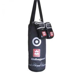 Kit sac de frappe Bagpack Montana sac 60cm x 25 cm diam + gants + crochet