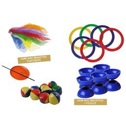 Kit jonglerie Enfants