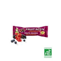 Barre aux fruits 25 g