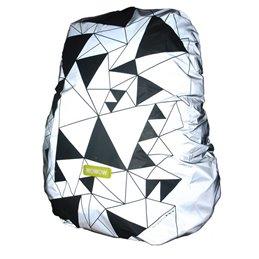 Housse de sac reflechissante modèle Bag Cover Urban street