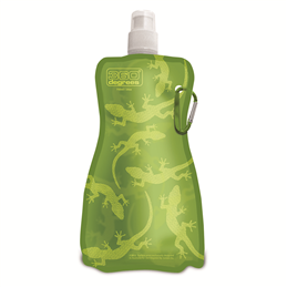 Flexi bottle Gourde souple 750 ml sans BPA 360° Vert