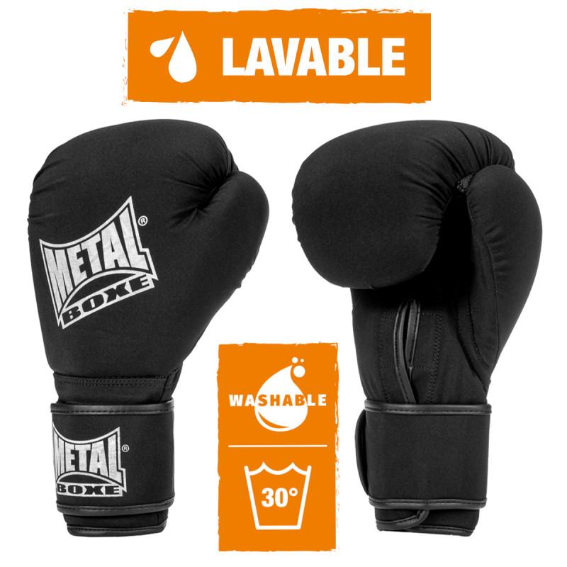 Gants de boxe Lavable Metal boxe