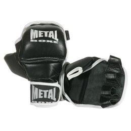 Gants combat libre Metal boxe cuir trainers 520
