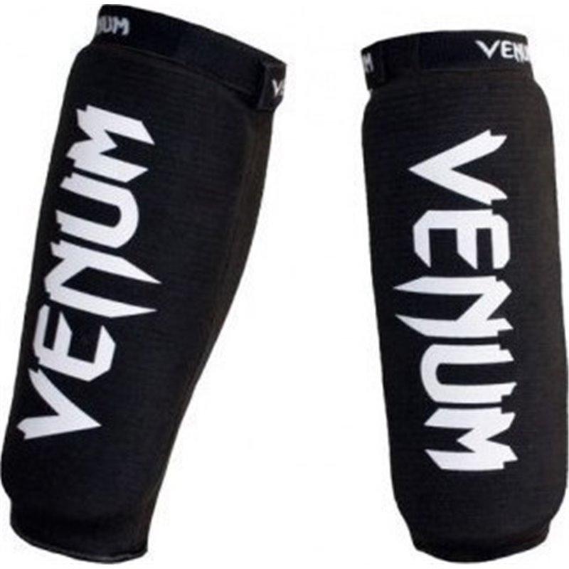 Protege tibias mousse Venum modele Kontact noir taille unique