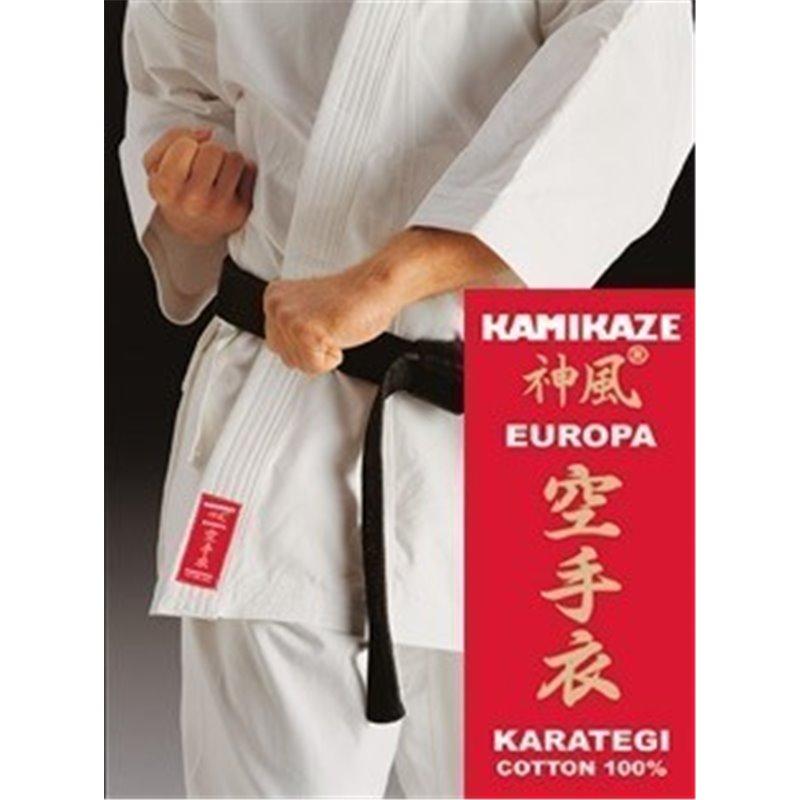 Kimono polyvalent Europa Kamikaze blanc
