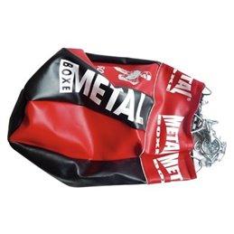 Poire a uppercut Metal boxe plein