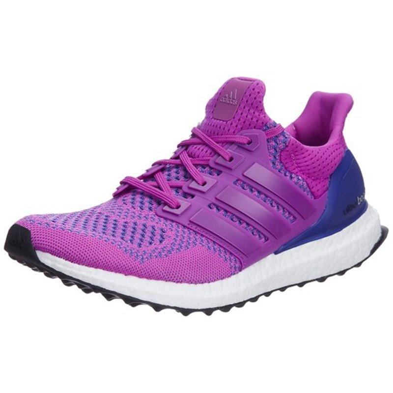 Basket running Adidas ultraboost FUSHIA
