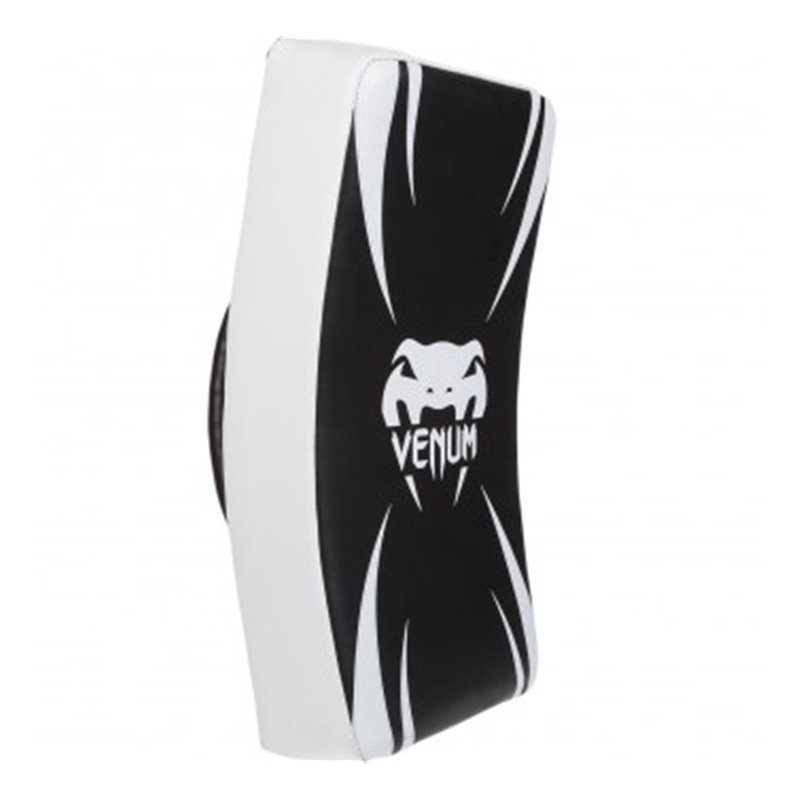 "Venum ""Absolute"" Bouclier de frappe long kick shield Black/Ice"