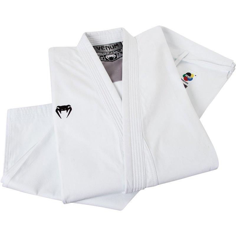 Kimono Venum Kata modele Elite WKF blanc