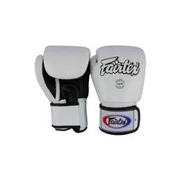 Gants boxe Fairtex FX1 Blancs