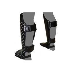 Protege tibias avec pieds Fairtex SP5