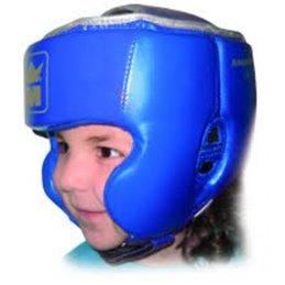Casque de boxe Enfant Montana Kidguard taille unique Bleu