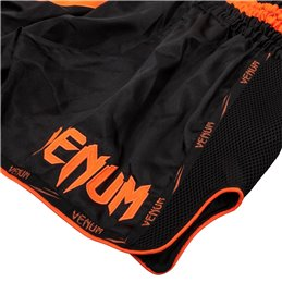 Short de Muay Thai Venum Giant noir/orange
