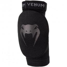 Coudière Venum avec scratch biceps noire/noire