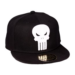 Casquette Marvel The Punisher noire