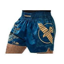 Short de Muay Thai Hayabusa Falcon bleu