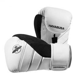 Gants de boxe Hayabusa T3 blancs