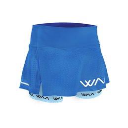 Jupette WAA Ultra Skirt 2.0 Bleu glacier