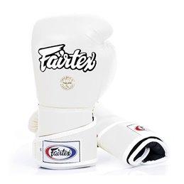 Gants boxe Fairtex V6 Blanc