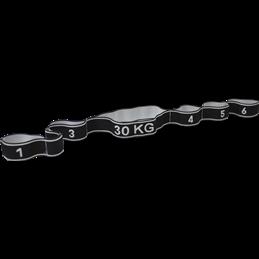 Bandes élastiques tissées de force 30 kg