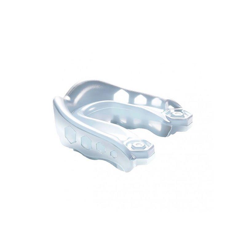 Protege dents Shock doctor Gel max Transparent