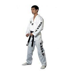 Dobok col blanc Kwon Starfighter col blanc