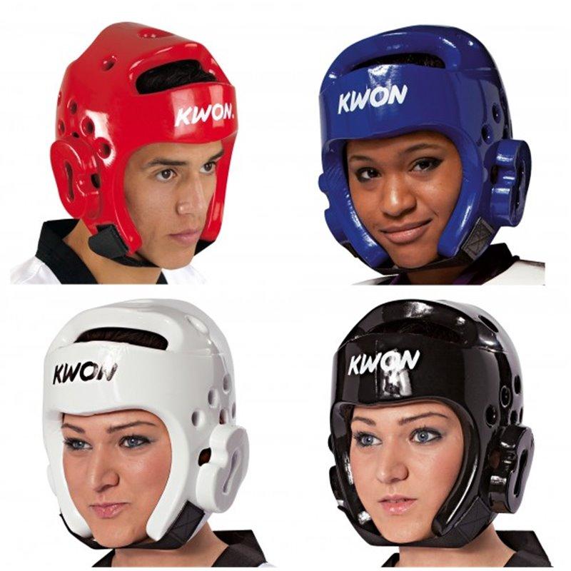 Casque Kwon karate / taekwondo couleurs au choix