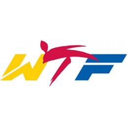 Plastron taekwondo Kwon reversible competition WTF