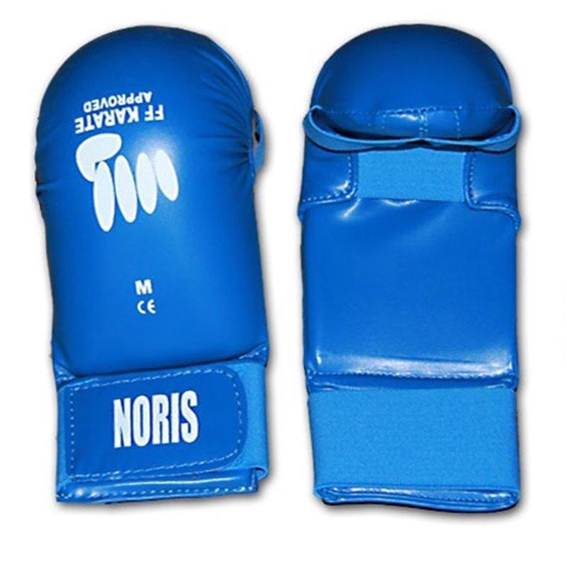 Gants FF Karaté Noris bleu