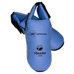 Protege pieds Tokaido WKF bleu