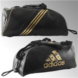 Sac transformable Adidas noir/or 3 tailles au choix